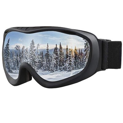 2. ALKAI Snowboard Goggles with 100% UV Protection, for Men & Women
