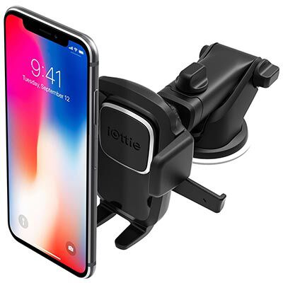 1. iOttie One Touch Car Phone Mount Holder