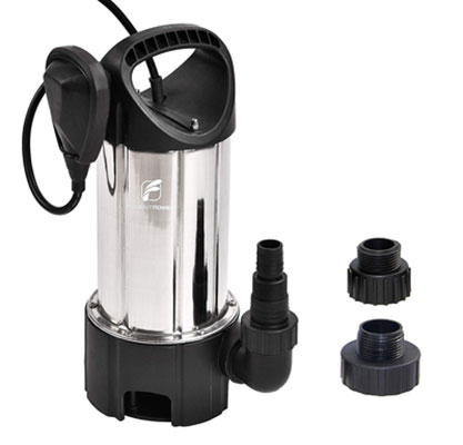 8. FLUENTPOWER Submersible Water Pump
