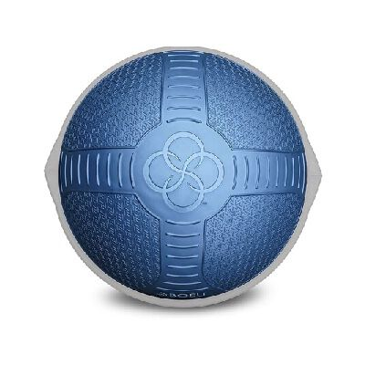 1. Bosu Rubberized 4 Quadrants Balance Half Ball Trainer with Enhanced Grip