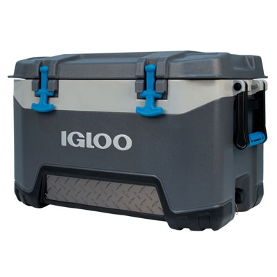 2. Igloo BMX 52-Quart Cooler – Blue