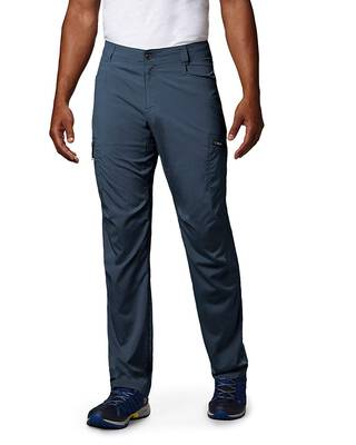 #2. Columbia Silver Ridge Stretch Omni-Shade UPF 50 Fabric Adjustable Classic Fit Tactical Pants for Men