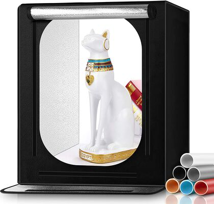 4. Position 24-inch Portable Photo Studio Light Box for Advertising Smaller Items