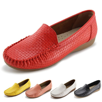 1- Jabasic Women's Driving loafers