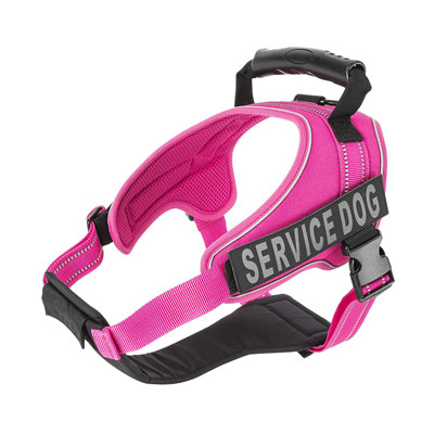 #1. Service Dog Vest Harness