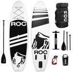 Roc Paddle Boards with Premium Backpack for Youths and Adults