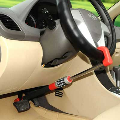 3. xj Car code lock, anti-theft protection with Adjustable Length Feature