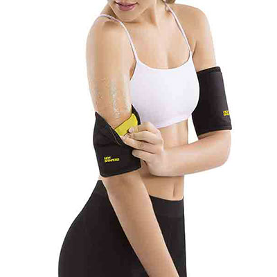 #3. Hot Shapers Arm Trimmers Sauna Bands