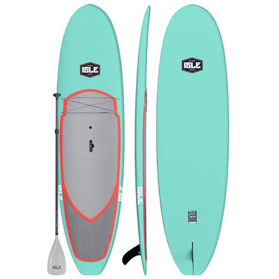 1- ISLE Standup Paddle Board with a carrying Handle