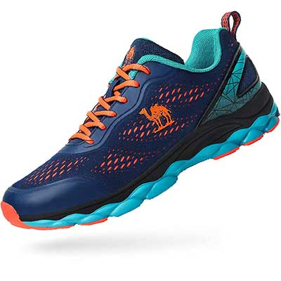 3. Camel Running Shoes
