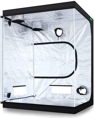 5. Viparspectra Reflective Double Stitched Indoor Growing Tent with Rectangular Window