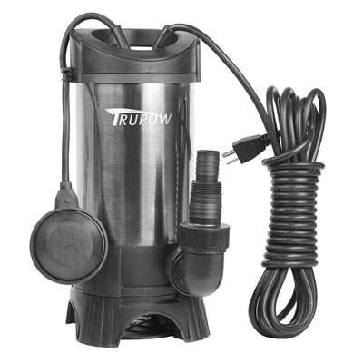 7. Trupow Submersible Water Pump