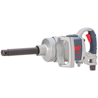 #1. Ingersoll Rand 2850MAX-6 1inch 100 ft. lbs. 6inch Extension Anvil Air Impact Wrench