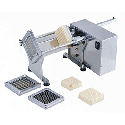 #1. Li Bai Electric French fry Cutter