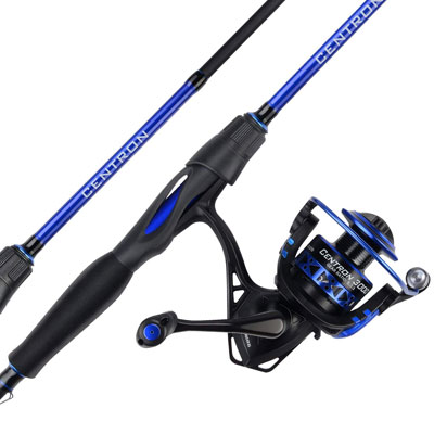 9. KastKing Centron Fishing Rod Combos, Stainless Steel Guides