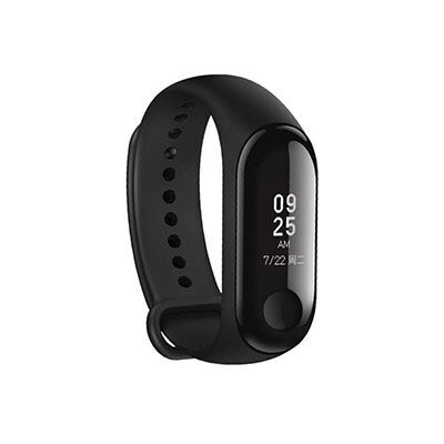 10. Xiaomi Fitness Tracker with OLED Display Touchpad and Heart Rate Monitor