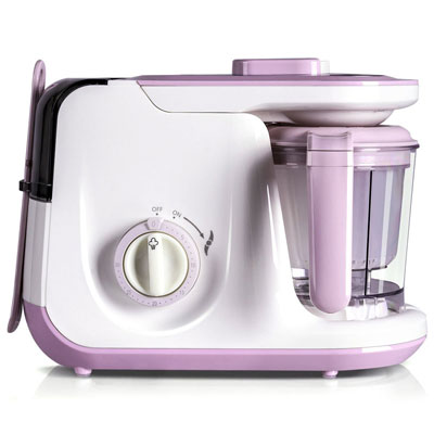 8. Costzon Baby Food Maker with an Auto Shut-Off Feature