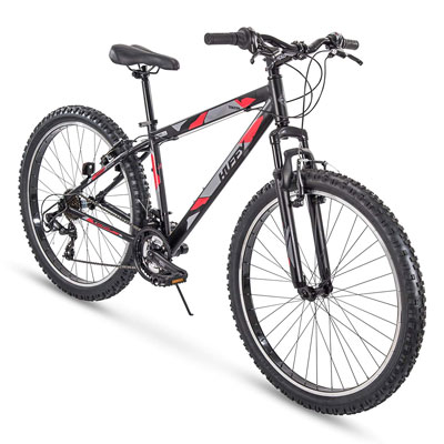 3. Huffy Hardtail Mountain Bike 24 inch, 26 inch and 27.5 inch