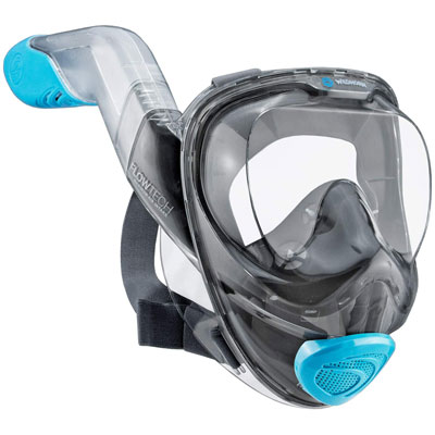 #10. WildHorn Outfitters Full Face Snorkel Mask