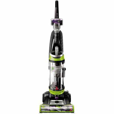 #9. Bisell 2252 Cleanview Powerful Swivel Steering Bagless Pet Upright Vacuum Cleaner (Green)