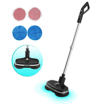 Mamibot Mopa580 Electric Polisher with an Adjustable Handle