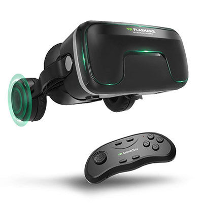 #4. Flasnake VR Headsets