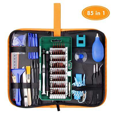 #7. WOWGO Screwdriver Set with a Magnetic Driver Kit