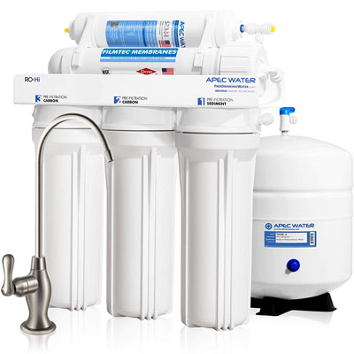 2. APEC Water Filter System