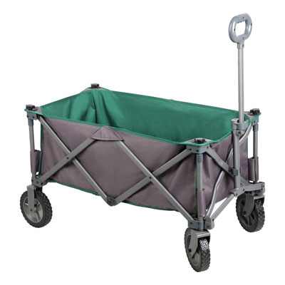 9. PORTAL Collapsible Utility Wagon with Removable Fabric, 225 lbs. Weight Capacity