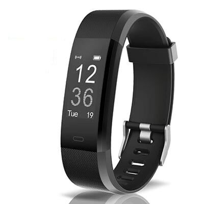 3. Arbily Fitness Tracker with a Heart Rate Monitor