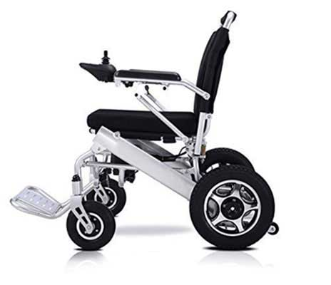 8. Horizon Mobility Fold and Travel Motorized Lightweight Electric Wheelchair Scooter