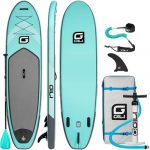 GILI 10.6 Inches Stand Up Paddle Board