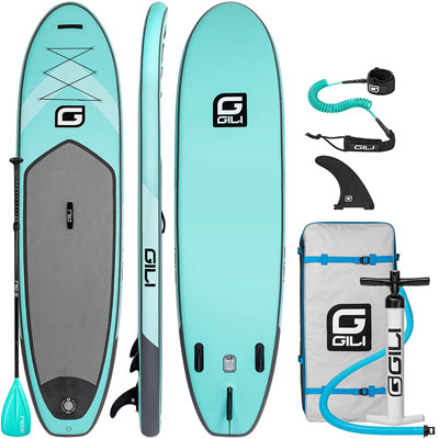 4- GILI 10.6 Inches Stand Up Paddle Board