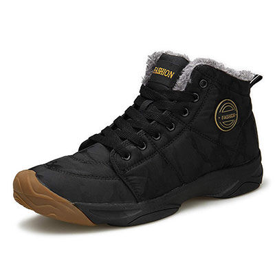 9. Mgreater Winter Boots - Cold Weather Shoes