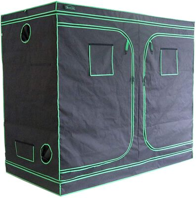 3. Green Hut Highly Reflective Indoor Growing Tent with Tool Bag and Removable Floor Tray