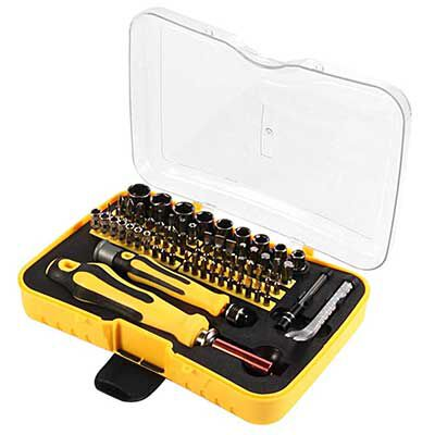 #3. Aosky Professional 70 in 1Magnetic Screwdriver Sets