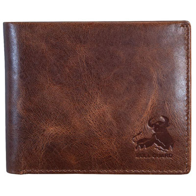 8. Bull Guard Leather Wallet