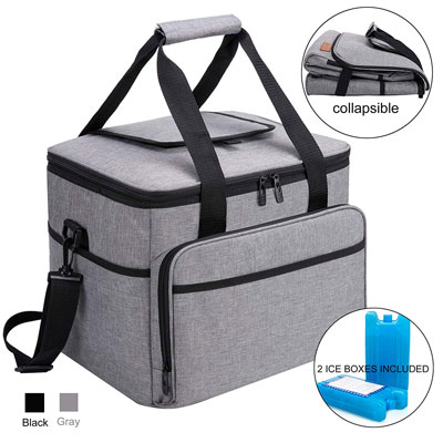9. Apollo walker Collapsible - Extra Large Lunch Bag