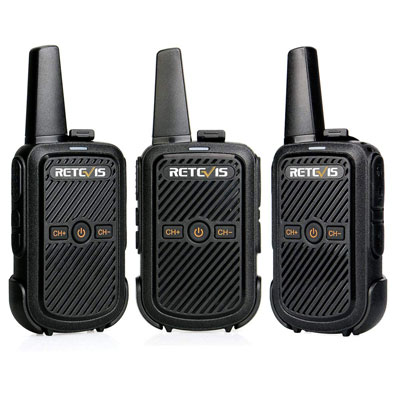 5. Retevis RT15 Walkie Talkie for Kids and Adults