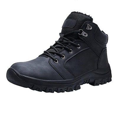 1. Umyogo Winter Boots - Sneakers High Top Winter Shoes
