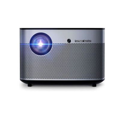 5. XGIMI 300 inch Display Home Theater Projector with Built-in Harman Kardon Sound Bar