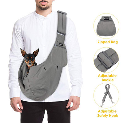 SlowTon Pet Carrier Sling