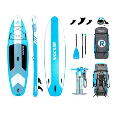 2- iROCKER Inflatable Paddle Board