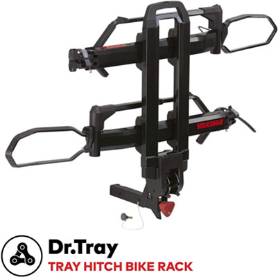 1. yakima - Dr.Tray Tray Rack for Bikes