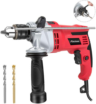 7. Avid Power Hammer Drill