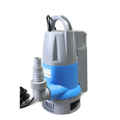 9. Schraiberpump Submersible clean/dirty water sump pump
