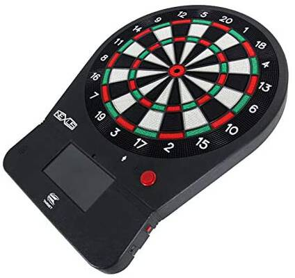#9. TARGET Nexus Global Multiplayer Online Electronic Dartboard for Commercial & Home Game Room