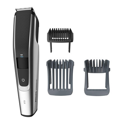 7. Philips Norelco BT5511/49 Beard Trimmer with washable feature