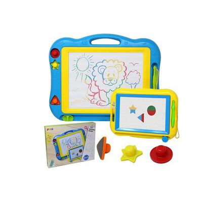 3. Joyin Multi Colors Erasable Drawing Board Toy for Kids for Travel Gaming and Painting