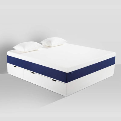 2. Molblly Memory Foam Mattress, Full Size